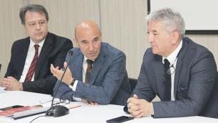 İzmir Büyükşehir Belediye Başkanı Tunç Soyer'den Turizm Daire Başkanlığı müjdesi