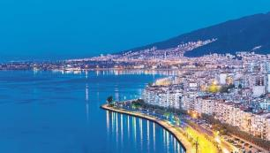 İzmirde çift haneli büyüme eğilimi