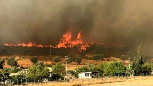 İzmirdeki yangın için seferberlik!