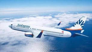 İzmirden yeni yurtdışı rotasına uçuşlara başladı