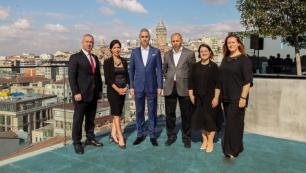 JW Marriot İstanbul Bosphorus ve Sheraton Istanbul Cityde üst düzey görevlendirmeler