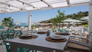 Bodrumun en gözde mekanı olmaya aday  Kai Beach Bar & Restaurant
