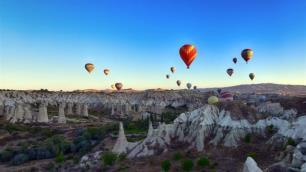 Kapadokyadaki Balon sorununu TÜROB çözdü