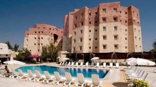 Kapadokyadaki oteli sattı!