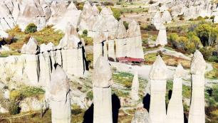 Kapadokya imar affına kurban ediliyor