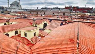 Kapalı Çarşı'nın çatısı ziyarete açıldı…