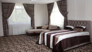 Karaman uygulama oteli hizmete açıldı