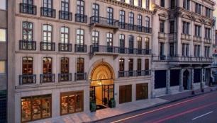 Katarlı turizmcinin İstanbuldaki lüks oteli açıldı