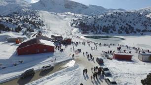Erzincan Ergan Dağı kayak merkezi otel projesine kavuşuyor