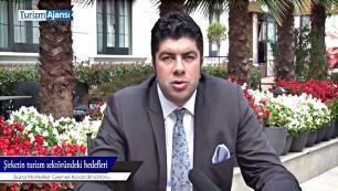 Kaygısız Groupun yatırım planlarını Muhammet Murat Cüntay anlattı
