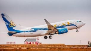 Kazak havayolu Antalya'ya uçacak