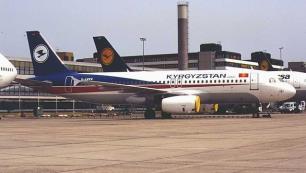Kırgızistandan 7 turistik bölgeye uçak seferi geliyor
