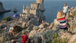 Kırım Temmuzda turiste doydu!