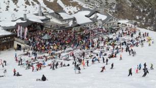 Kış turizminin sınırlandırılması önerisine itiraz!