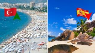 Kişibaşı turizm gelirinde İspanyayı nasıl geçtik?