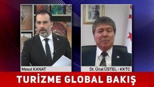 KKTC Turizm Ve Çevre Bakanı Ünal Üstel: Aldığımız radikal tedbirlerle mutlu sona ulaştık