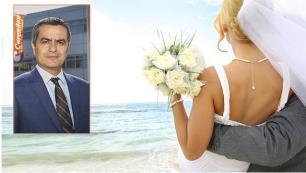 Komşudan sonra sıra düğünde Corendonun düğün paketinde neler var?