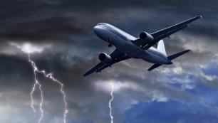 Kötü hava koşulları nedeniyle iptal edilen uçuşlar…
