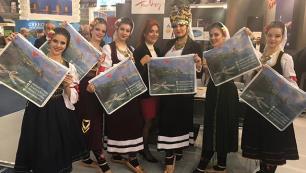 Kültür turu için gelecekler'