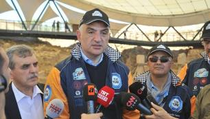 Kültür ve Turizm Bakanı Mehmet Ersoy: İnanılmaz bir sonuç geldi Japonyadan