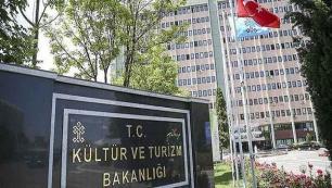 Kültür ve Turizm Bakanlığına yeni genel müdürlük