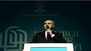 Kurtulmuş:  Yeditepe'nin üzerinden seyredecek ve İstanbulu yeniden kaleme alacağız