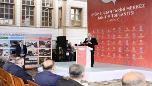 Kurtulmuş: Eyüp Sultan'ın tarihi kimliğiyle yenide ayağa kalkmasını sağlayacağız