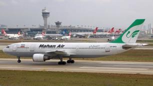 Mahan Aire Almanyadan yasak