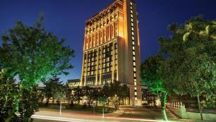 Malatya Hilton, DoubleTree by Hilton'un en iyi oteli seçildi