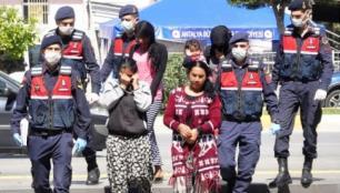 Manavgatta 5 yıldızlı otel soyguncuları yakalandı