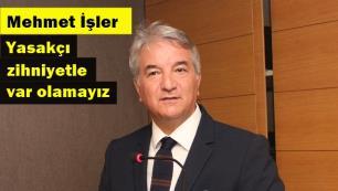Mehmet İşler booking.com yasağına tepki gösterdi