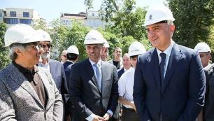 Mehmet Nuri Ersoy: İşçi ve emekçilerimize daha iyiyi sunabilmek asli görevimizdir