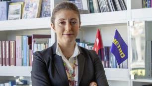 Metro Türkiye'de CEO'luk görevine Sinem Türüng getirildi!