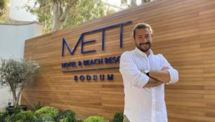 Mett Hotel & Beach Resort Bodrum Satış direktörü Aykut Akyüz oldu
