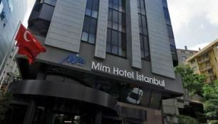Mim Hotel İstanbulun binası icradan satılıkİşte fiyatı