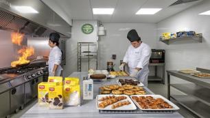 Mirage Park Resort Otel mutfağı ile Türkiye'de bir ilke imza attı