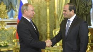 Mısır Cumhurbaşkanından flaş açıklama: Rusyadan charter seferleri