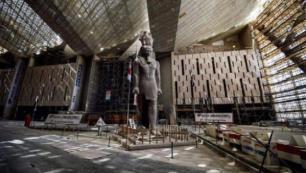 Mısır turistleri şaşırtmaya hazırlanıyor