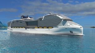 MSC Cruises Kuzey Amerika'da yeni bir kruvaziyer terminali yapacak