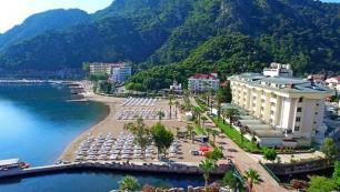 Munamar Beach Otel kaderine terk edildi