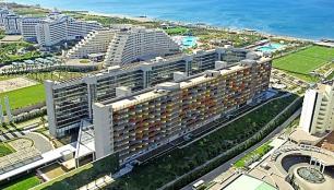 O holdingin Antalya ve Bodrum'daki otelleri de icradan satışa çıkarıldı