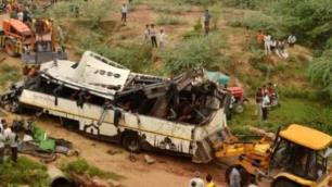 O ülkede bir kaza daha: 21 turist öldü
