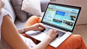 Online rezervasyon şampiyonu Antalya oldu