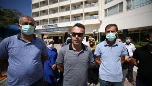 Otel çalışanlarından Kapatmayın protestosu!