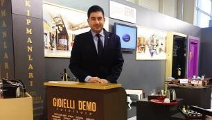 Otel mobilyası üreticisi  Gioillelli Demo Afrikaya ihracat yapıyor