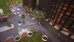 Metro Hotel Apartments projesi iptal