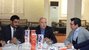 Otel yöneticileri Elazığda toplandı