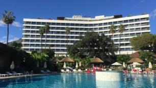 Turistin üzerine düştüğü otel çalışanı da öldü
