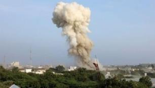 Otele bombalı saldırı: 12 ölü