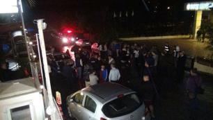 Otelin SPA bölümünde çıkan yangın, turistleri hastanelik etti